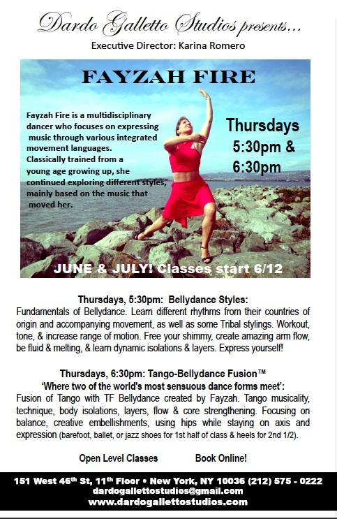 Fayzah poster